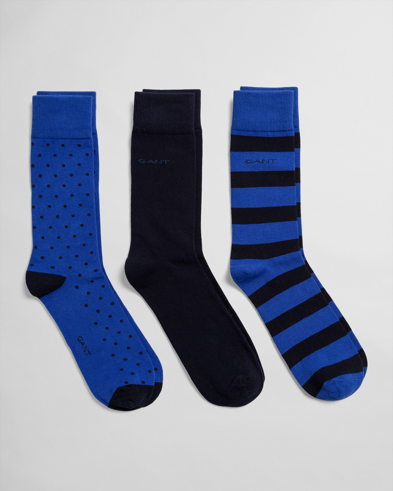 GANT Mixed Socks 3-Pack - 9960155