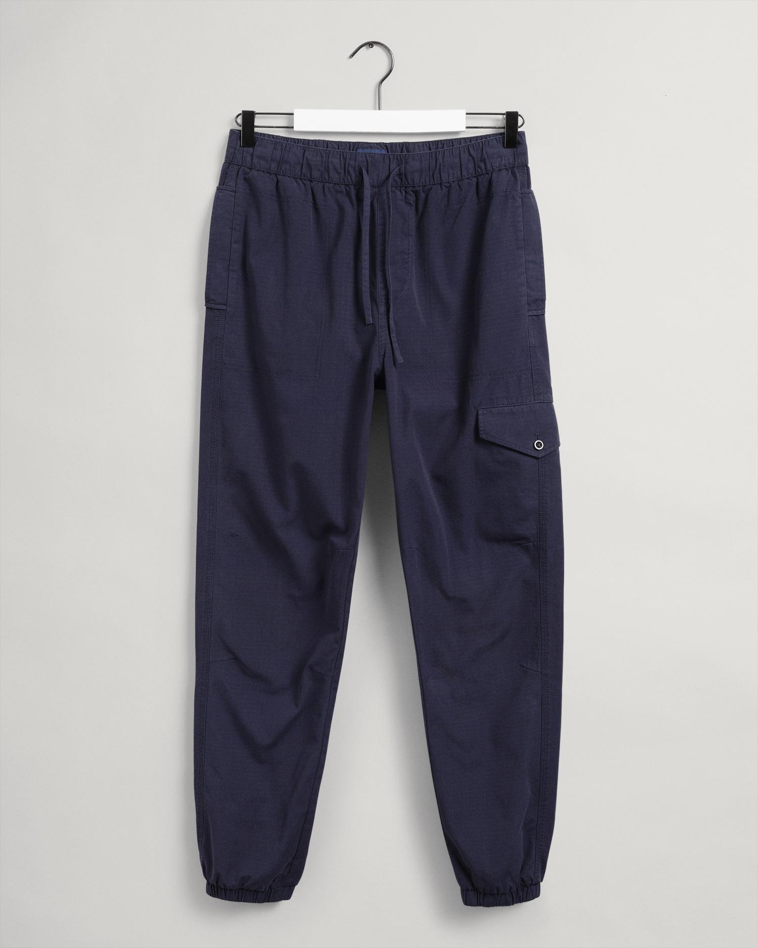 GANT męskie joggery Allister Regular Fit Ripstop - 1505101