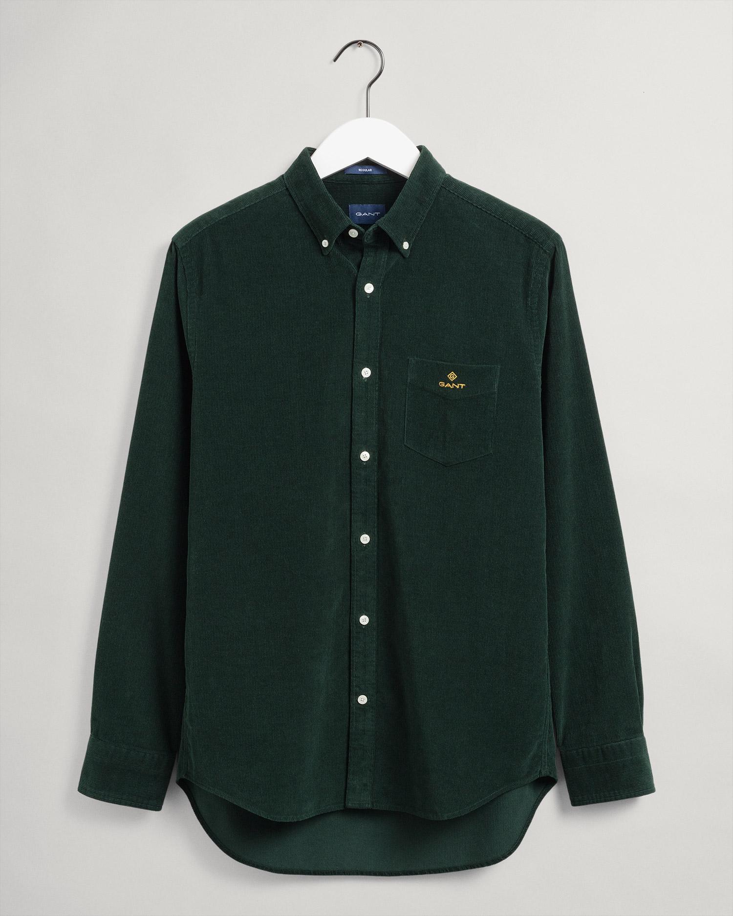 GANT męska koszula sztruksowa Regular Fit - 3017170