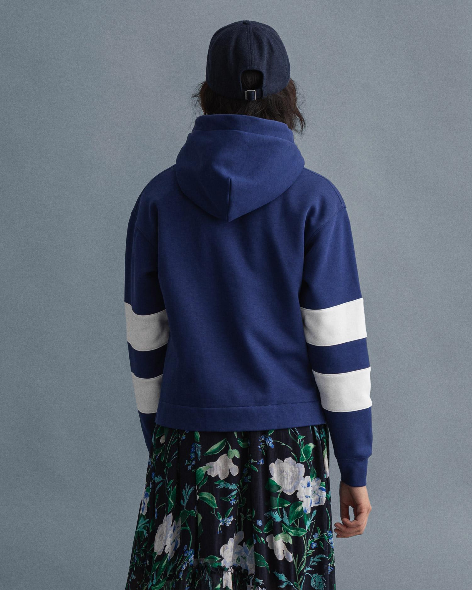 GANT damska bluza z kapturem US Royalty - 4200633